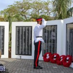 Remembrance Day Bermuda, November 11 2014-16