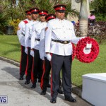 Remembrance Day Bermuda, November 11 2014-2
