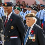 Remembrance Day Bermuda, November 11 2014-68