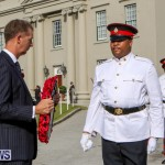 Remembrance Day Bermuda, November 11 2014-7