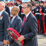 Remembrance Day Bermuda, November 11 2014-74