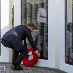 Remembrance Day Bermuda, November 11 2014-8