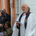 Remembrance Day Observed Bermuda, November 9 2014-15