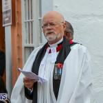 Remembrance Day Observed Bermuda, November 9 2014-16