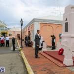 Remembrance Day Observed Bermuda, November 9 2014-19