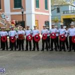 Remembrance Day Observed Bermuda, November 9 2014-2