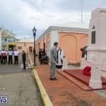 Remembrance Day Observed Bermuda, November 9 2014-21