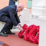 Remembrance Day Observed Bermuda, November 9 2014-27