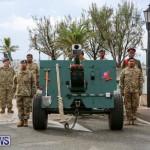 Remembrance Day Observed Bermuda, November 9 2014-3