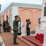 Remembrance Day Observed Bermuda, November 9 2014-30