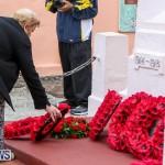 Remembrance Day Observed Bermuda, November 9 2014-39