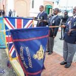 Remembrance Day Observed Bermuda, November 9 2014-42