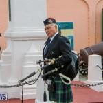 Remembrance Day Observed Bermuda, November 9 2014-5