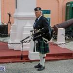 Remembrance Day Observed Bermuda, November 9 2014-6