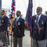 Remembrance Day Observed Bermuda, November 9 2014-7