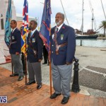 Remembrance Day Observed Bermuda, November 9 2014-8