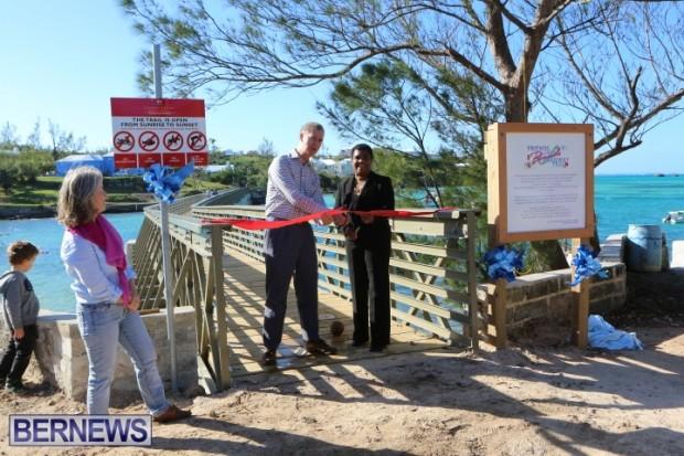 Baileys Bay Bridge opens Dec 2014 (5)