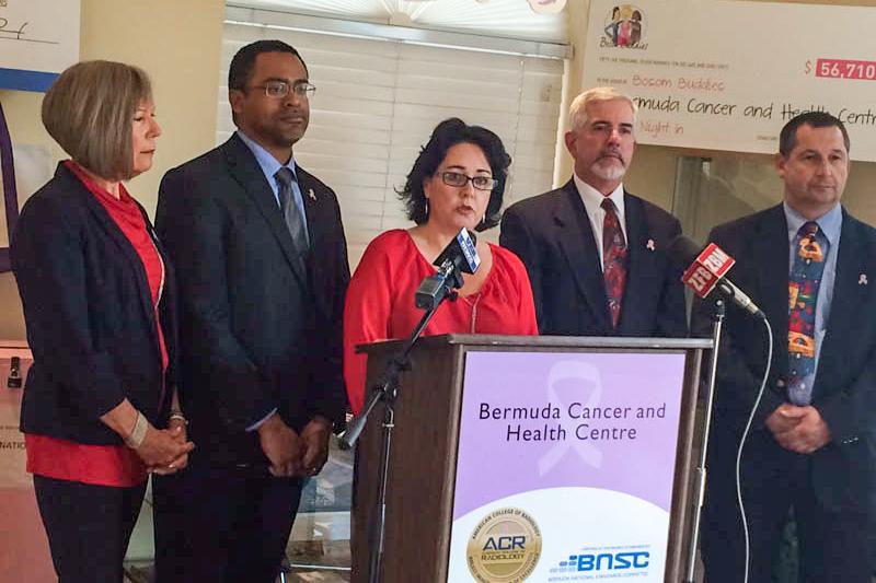 Bermuda Cancer & Health Centre, December 2014