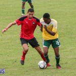 Friendship Semi Final Football Bermuda, December 26 2014-61