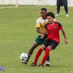 Friendship Semi Final Football Bermuda, December 26 2014-78