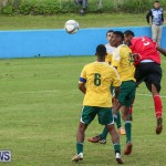 Friendship Semi Final Football Bermuda, December 26 2014-90