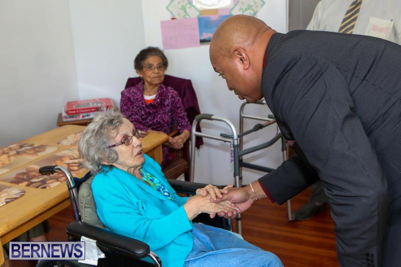 Police at Nursing Home Bermuda, December 17 2014-6
