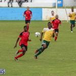 Shield Semi-Final Football Bermuda, December 26 2014-10