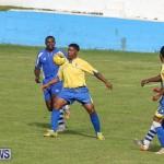 Shield Semi Final Football Bermuda, December 26 2014-11