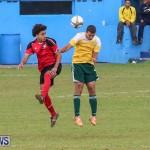Shield Semi-Final Football Bermuda, December 26 2014-12