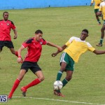 Shield Semi-Final Football Bermuda, December 26 2014-14