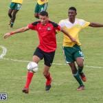 Shield Semi-Final Football Bermuda, December 26 2014-15