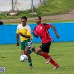 Shield Semi-Final Football Bermuda, December 26 2014