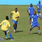 Shield Semi Final Football Bermuda, December 26 2014-15
