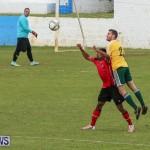 Shield Semi-Final Football Bermuda, December 26 2014-16