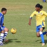 Shield Semi Final Football Bermuda, December 26 2014-16