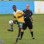 Shield Semi-Final Football Bermuda, December 26 2014-17