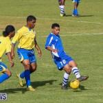 Shield Semi Final Football Bermuda, December 26 2014-17