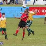 Shield Semi-Final Football Bermuda, December 26 2014-18