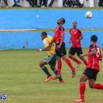 Shield Semi-Final Football Bermuda, December 26 2014-19