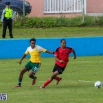 Shield Semi-Final Football Bermuda, December 26 2014-2
