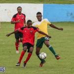 Shield Semi-Final Football Bermuda, December 26 2014-21