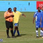 Shield Semi Final Football Bermuda, December 26 2014-22