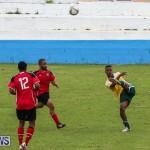 Shield Semi-Final Football Bermuda, December 26 2014-25