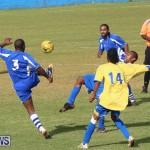 Shield Semi Final Football Bermuda, December 26 2014-25