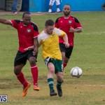 Shield Semi-Final Football Bermuda, December 26 2014-26