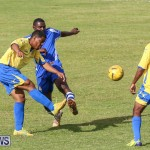 Shield Semi Final Football Bermuda, December 26 2014-26