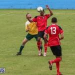 Shield Semi-Final Football Bermuda, December 26 2014-28