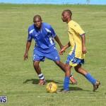 Shield Semi Final Football Bermuda, December 26 2014-28