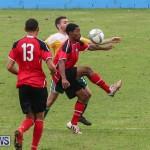 Shield Semi-Final Football Bermuda, December 26 2014-29
