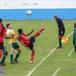 Shield Semi-Final Football Bermuda, December 26 2014-30